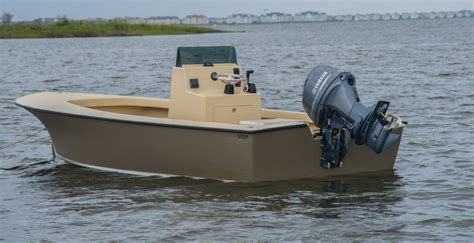 tunnel hull duck hunting boat outer banks custom boat builders boat repairs boat