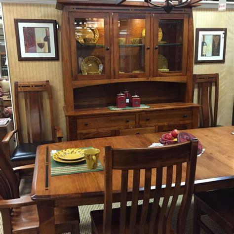 mission style dining room set fireside furniture
