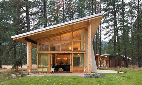 Small Cabins Tiny Houses Small Cabin House Design Exterior Design A Mountain House