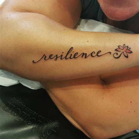 tattoo meaning hard times resilience quot the ability to recover from hard times in your