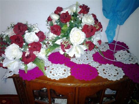 Baju Sejuk Dewasa produk benang kait mawar