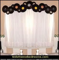 Music Themed Wall Decor Decorating Theme Bedrooms Maries Manor Creative Windows