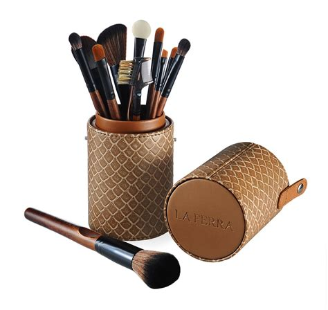Fera Set la ferra professional makeup brush set