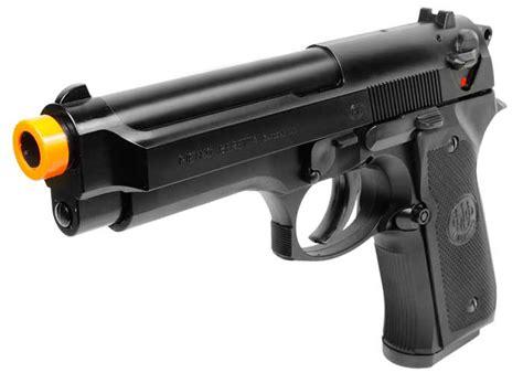 Korek Pistol Baretta Black beretta 92 fs airsoft pistol black airgun depot