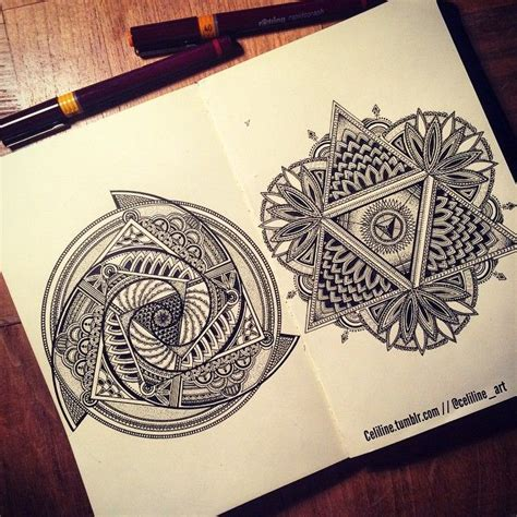 geometric zentangle tattoo 5150 best zentangle time images on pinterest zentangle
