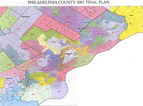 maps philadelphia usa philadelphia district map philadelphia council district
