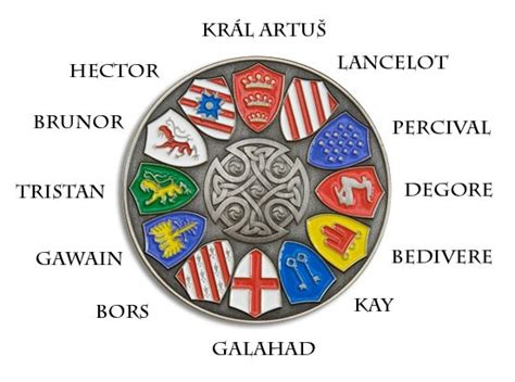 Knights Of The Table List by Tb4nyn1 Knights Of The Table Geocoin Knights Of The Table
