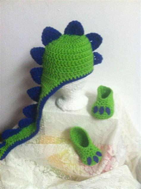 Handmade Dinosaur Crochet Hat Pattern - best 20 crochet dinosaur hat ideas on