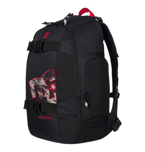 Backpack Ransel Dc Shoes 019 wolfbred backpack 3153040102 dc shoes