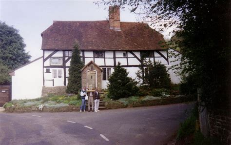 1990s house file ram cider house catteshall in 1990 geograph org uk