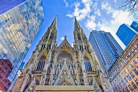 Ordinary Catholic Churches In New York City #5: St.-Patrick-Cathedral-NY-1.jpg