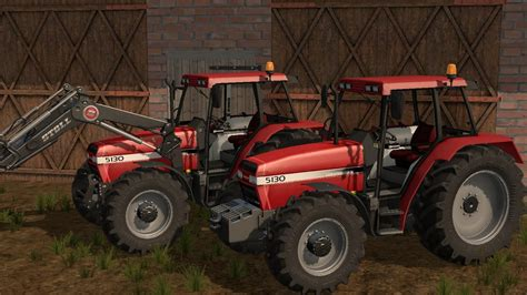 Unique Front Doors by Case 5130 V1 0 Fs17 Farming Simulator 17 Mod Fs 2017 Mod
