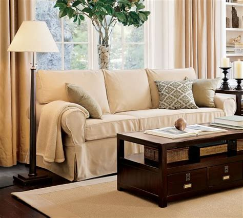pottery barn style slipcovers pottery barn sofa slipcovers home furniture design
