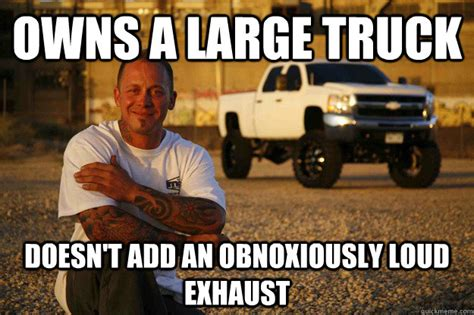 Memes Mufflers - truck exhaust meme