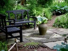 Garden Area chanticleer part 2 garden seating carolyn s shade gardens