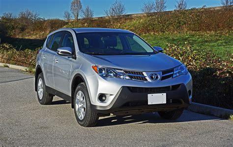 Toyota Rav4 Le 2015 Toyota Rav4 Le Awd Road Test Review Carcostcanada