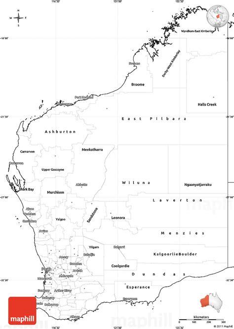 printable maps western australia 100 australia black outline map vector a yellow