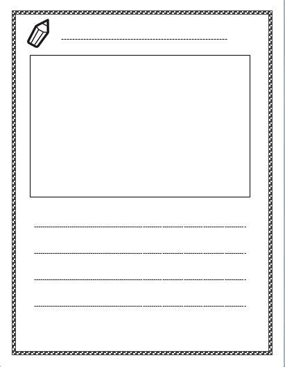 Kids Letter Writing Caign Urban Homestead Foundation Blank Writing Template