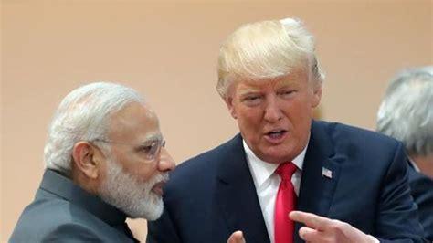 donald trump asia tour trump to skip india in asia tour but could meet modi