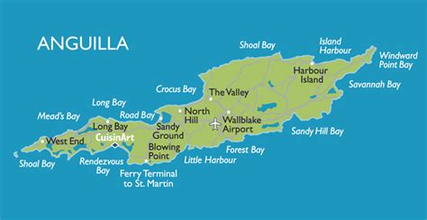 anguilla map half moon bay