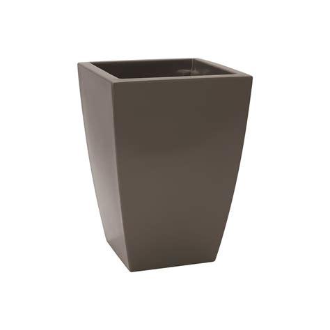 vaso di vaso moderno di design logos gloss nicoli