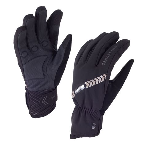 all weather cycling wiggle sealskinz halo all weather cycle gloves winter