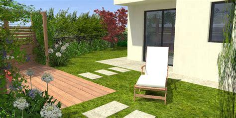 Merveilleux Amenagement Jardin De Ville #4: Amenagement-Terrasse-rez-de-jardin-6-1200x603.jpg