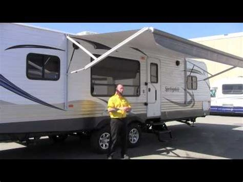 Rv Power Awning by How To Use And Maintain A Cer Awning Pete S Rv