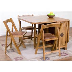 Drop Leaf Table With Chair Storage Folding Chairs And Table Marceladick