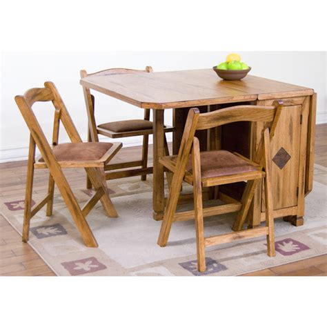 Drop Leaf Kitchen Table Chairs Gorgeous Drop Leaf Kitchen Table And Chairs With Dining
