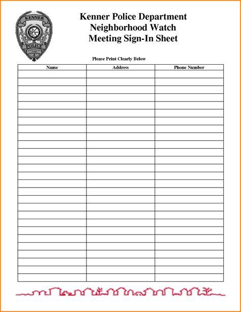 sign in sheets for meetings oyle kalakaari co