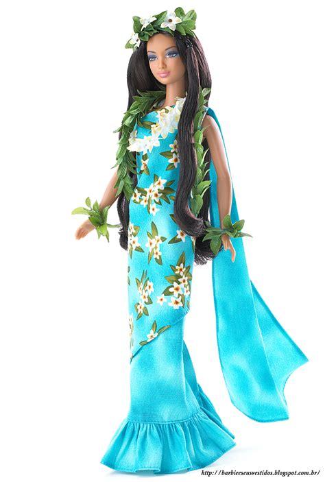plomeria olivera barbie e seus vestidos 2005 princess of the pacific