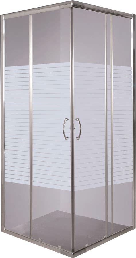 box doccia vetro serigrafato box doccia quattro rettangolare 70 80 x 90 100 h190cm