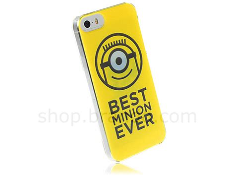 Limited Edition Magic Saw High Quality Murah iphone 5 5s despicable me carl many many minions back limited edition