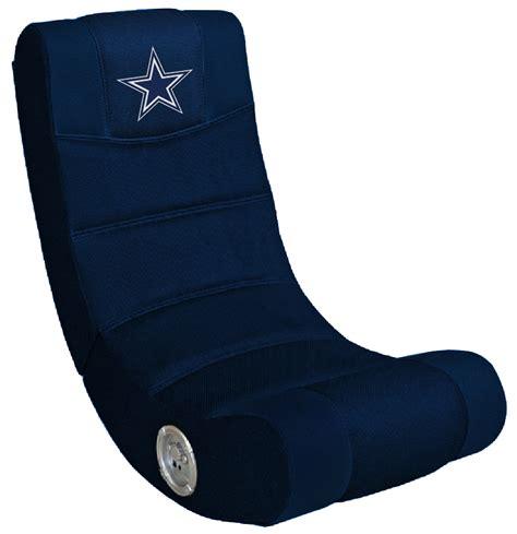 Dallas Cowboys Recliner Chair by Dallas Cowboys Bluetooth Gaming Chair