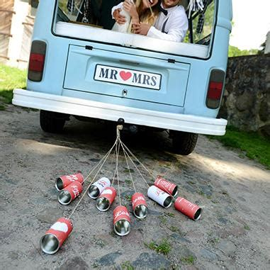 Wedding Car Tin Cans by Tin For Cars Or Garden The Wedding Of My Dreams