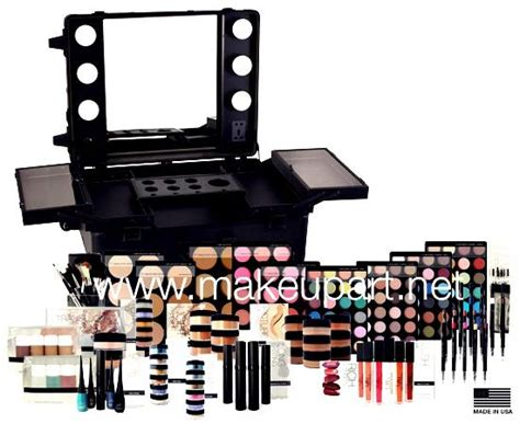 Nyx Professional Makeup Kit makeup artist kit uk mugeek vidalondon