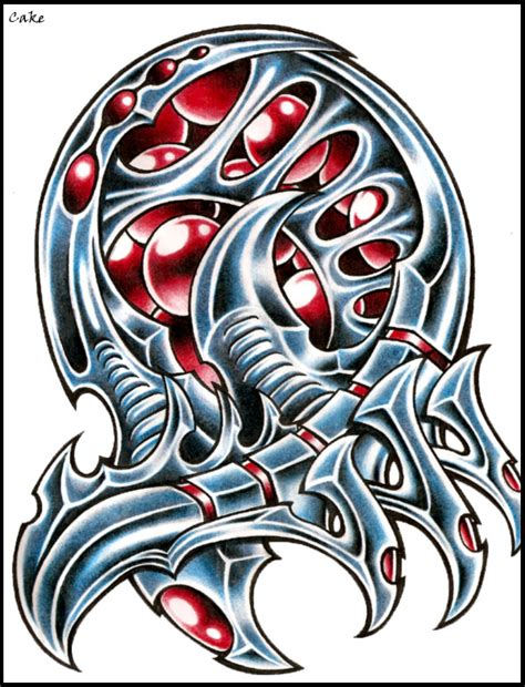 biomechanical tattoo download biomechanical tattoos and designs page 44