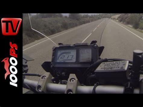 Einsteiger Motorrad Bis 5000 Euro by Video Yamaha Mt 09 Tracer 2015 Details Technische Daten