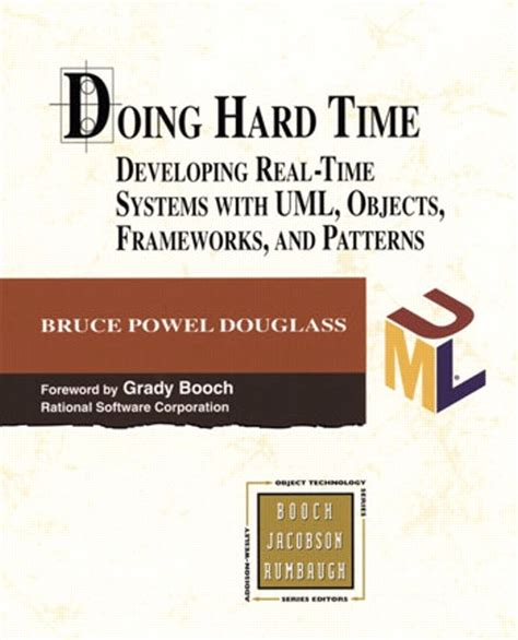 libro hard times everymans library douglass doing hard time developing real time systems with uml objects frameworks and