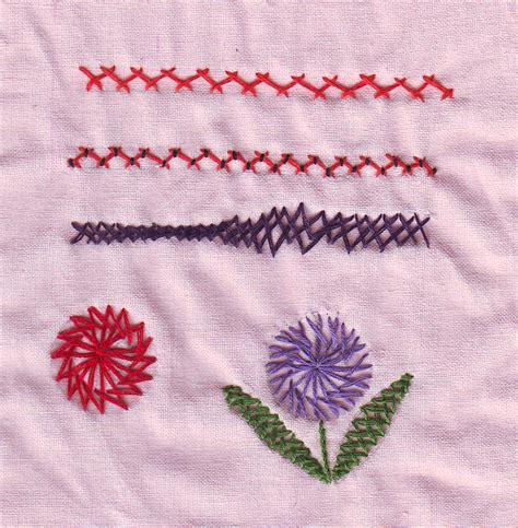 187 stitch 20 herringbone stitch needlecraft tast 1 the herringbone stitch