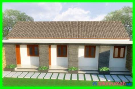membuat rumah sejuk tanpa ac desain rumah kost minimalis 1 lantai yang membuat nyaman