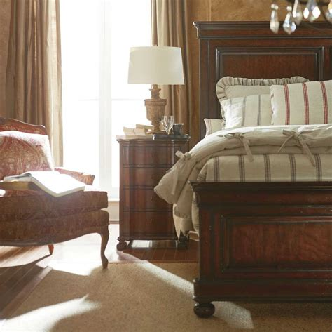 stanley furniture bedroom set stanley furniture louis philippe bedroom set sl0581340set2
