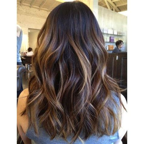 blonde hairstyles polyvore top 20 best balayage hairstyles for natural brown black