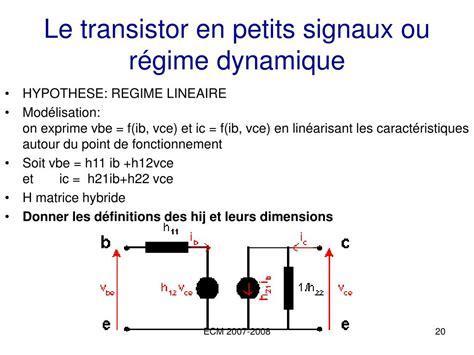 li transistor ou li transistor ou le 28 images les transistors 224 effet de ch t e c ou f e t les semi