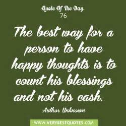 think happy thoughts quotes to inspire