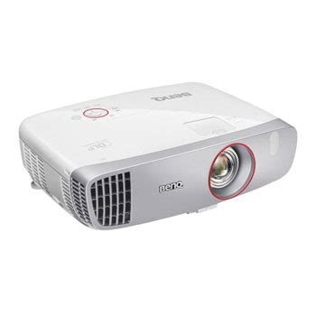 Proyektor Benq W1210st benq w1210st dlp 3d projector 2200 lumens 16ms ln81800 9h jfp77 13e scan uk