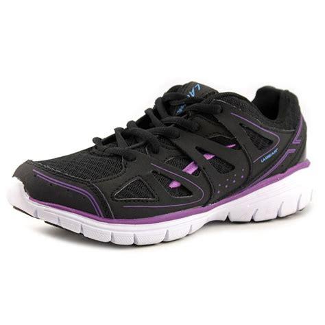 la gear la gear refresh textile gray running shoe