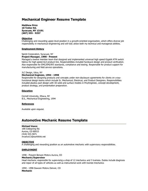 10 teller resume sle writing tips writing resume