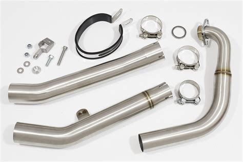 Exhaust System Hs Code Yzf R 125 2014 2017 Hi Level Big Bore Exhaust System 230mm